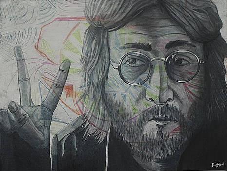 John Lennon by Holly Hunt