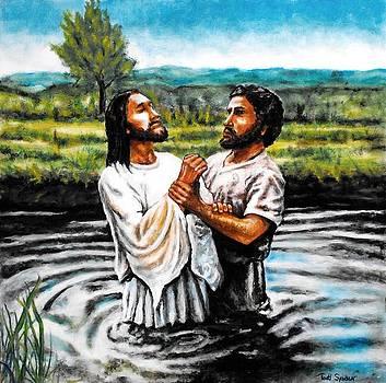John The Baptist by Todd Spaur