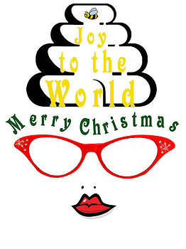 Joy to the World  and Merry Christmas Hon by Ceilon Aspensen