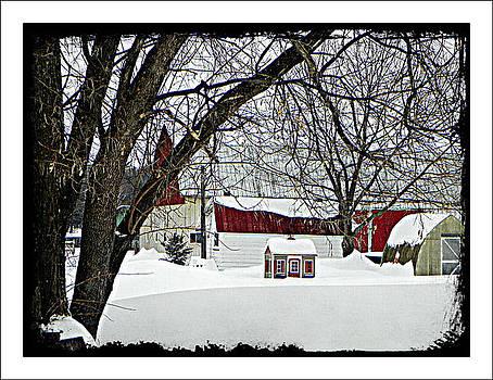 Just A Farm by Dianne  Lacourciere
