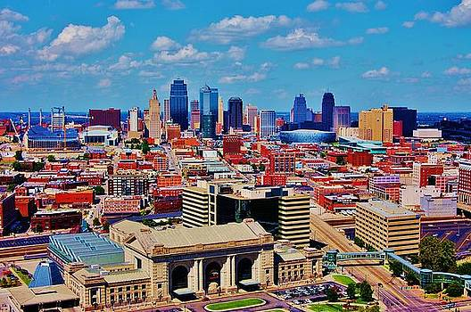 Kansas City Missouri by John P Houlihan