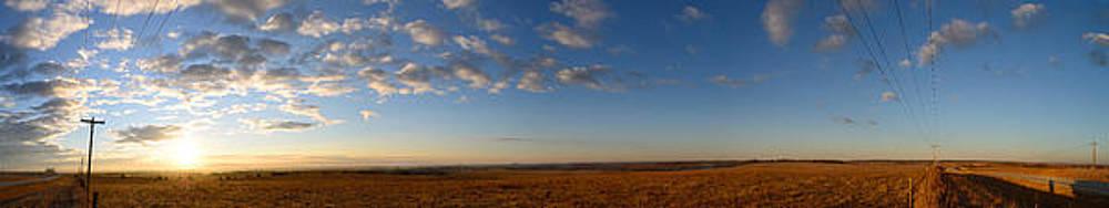 Kansas Sunrise by Brian Duram