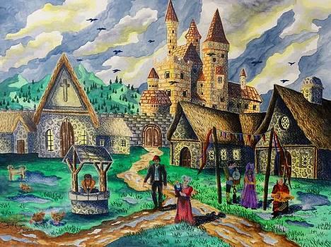 King Arthur's Domain  by Gabriel Cajina