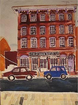 Klaman Bottle Shop by Catherine Worthley