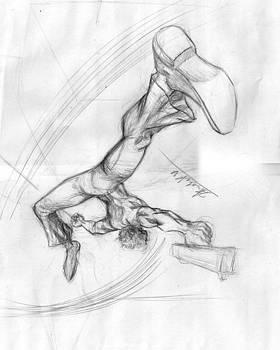 Kung Fu by Abhishek Vishwakarma