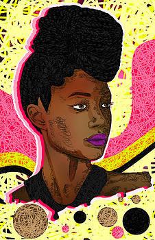 La Belle Tia by Kenal Louis