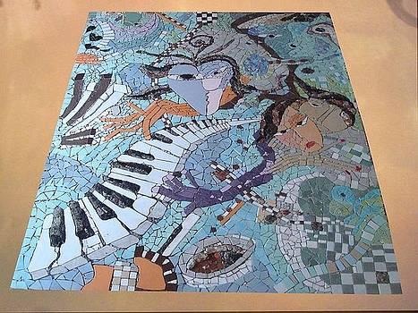 La Pianist by Cigler Struc