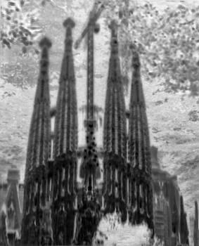 La Sagrada Familia by Gary Auerbach