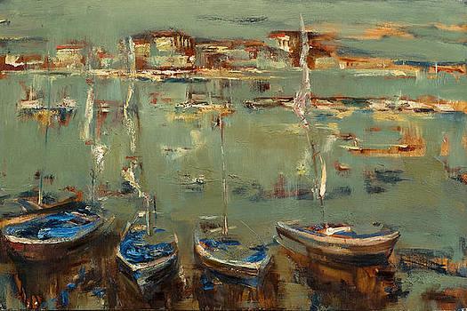 Lagoon by Lisa Yashin