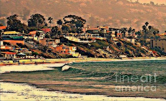 Laguna Beach Retro by Kevin Moore