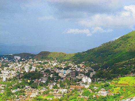 Landscape by Adil