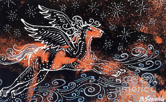 Leap by Bonnie Sprung