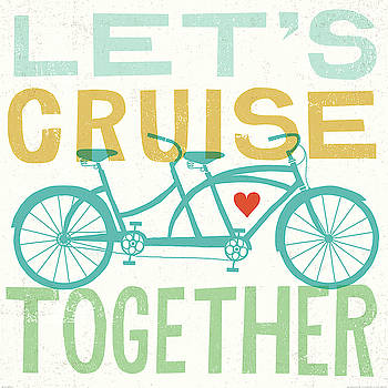 Lets Cruise Together I by Michael Mullan