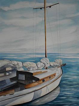 Let's Sail by Rosie Brown