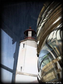 Lighthouse by Wayne Gill