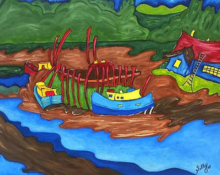 l'Ile du Prince Edward by Chantal Lariviere