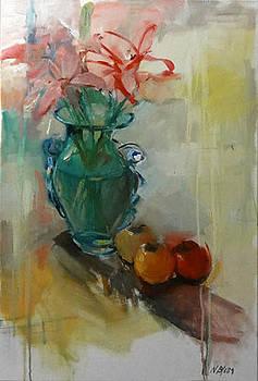 Lily by Nancy Blum