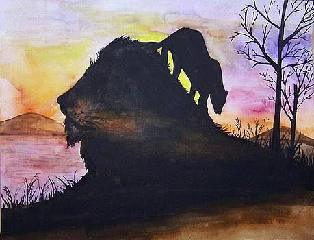 Lion by Laneea Tolley