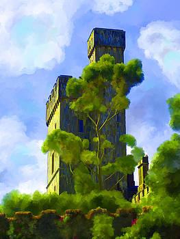 Lismore Castle by Paula Ohreen