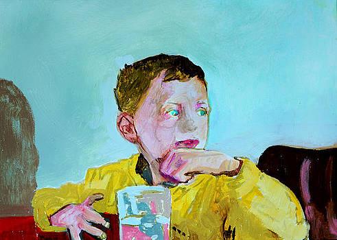 Little Boy Blue by Debbie Beukema