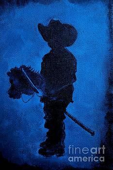 Little Cowboy by Leslie Allen