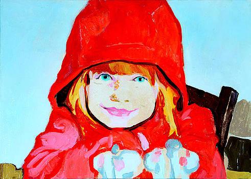 Little Red 2 by Debbie Beukema