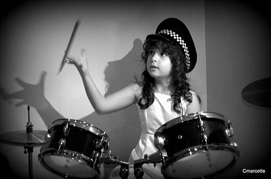 Little Rockstar by Cindy Marcotte