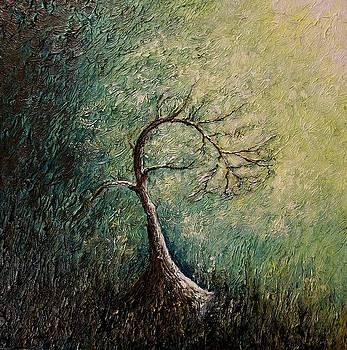 Little Tree by Joel A Conner