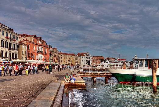 Lovely Venice by Ines Bolasini