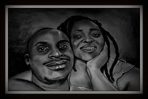 Lovers by Ntembeko Bonkolo