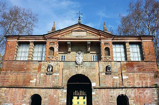 Lucca Porta San Pietro by Kiril Stanchev