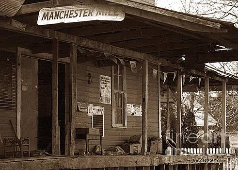 Manchester Feedmill by   Joe Beasley