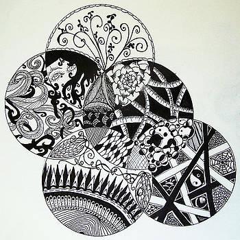 Mandalas by Lori Thompson
