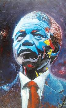 Mandela by Evans Yegon