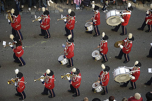 Marching Band by Matthias Hauser