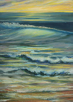 Mark  Movement  Ocean Swell by Ron Libbovement