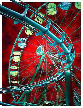 Martian Rides by David Murphy