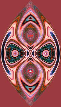 Mask by Anthony Vlach