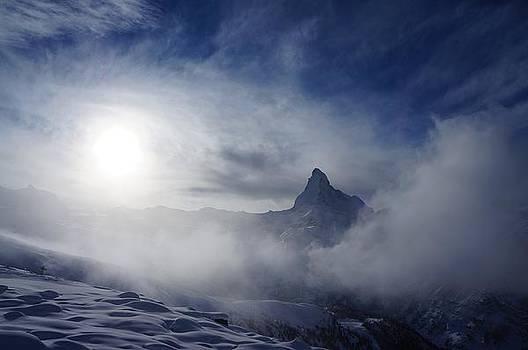 Matterhorn 2013 by Dion Halliday