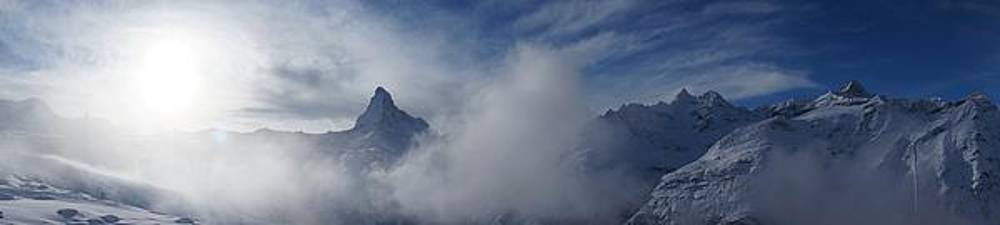 Matterhorn 3 2013 by Dion Halliday