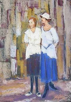Maude and Mayme by Barbara Torke