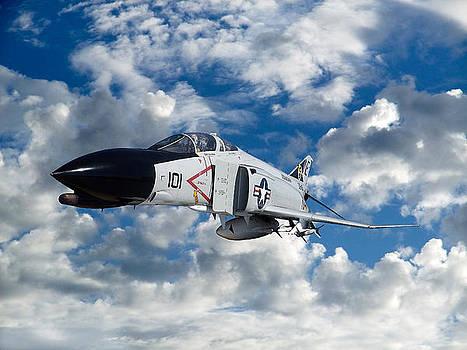 McDonnell F4B Phantom II by David Murphy