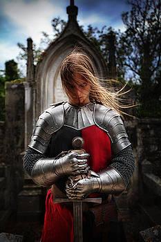 Medieval Warrior by Franco Farina