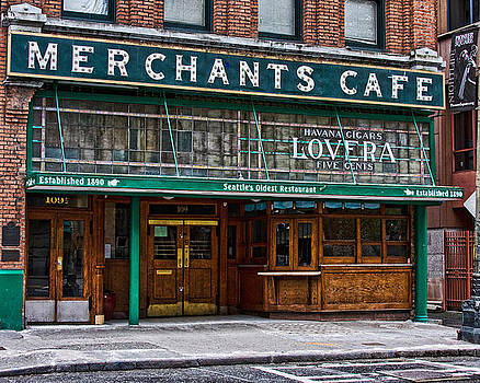 Merchants Cafe by Steve Raley