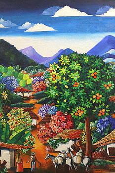 Mi small beautiful town by Julio Ortiz