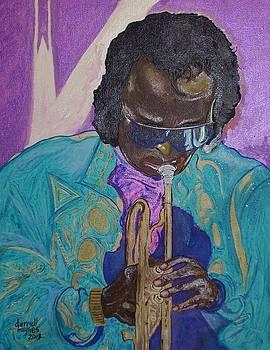 Miles by Darrell Hughes