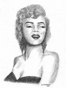 Miss Monroe by Al Intindola