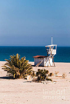 Mojacar Playa by Tony Unwin
