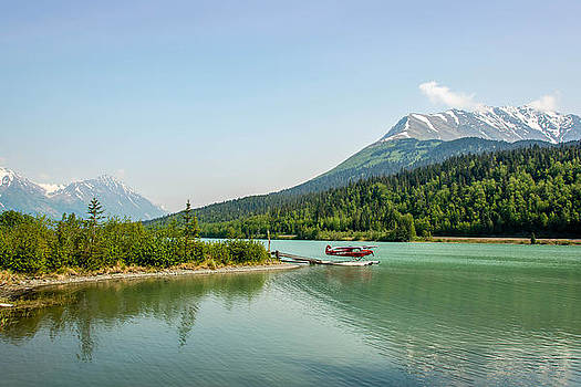 Moose Pass in Alaska by Shey Stitt