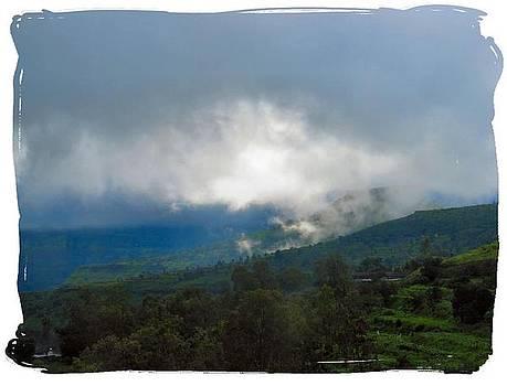 Morning fog by Adil Jariwala